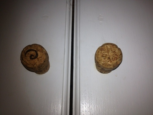 Cork Knobs