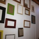 A Wall of Frames